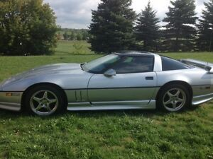 1984 Corvette Coupe NEW PRICE - GREAT CONDITION