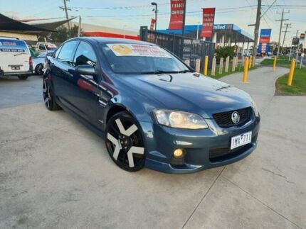 2011 Holden Commodore VE II SV6 6 Speed Automatic Sedan Deer Park Brimbank Area Preview