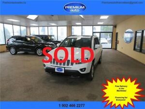 2016 Jeep Compass Sport/North $151 B/W OAC