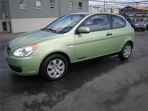 2010 Hyundai Accent L WOW LOW KM!