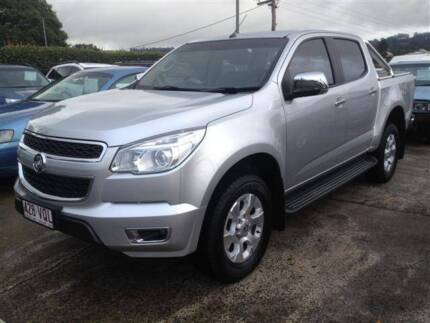 2015 Holden Colorado LTZ Dualcab North Toowoomba Toowoomba City Preview