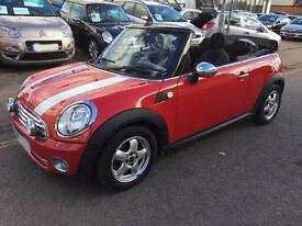 2009 Mini Convertible 1.6 Cooper 2dr 2 door Convertible