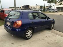 2003 Nissan Pulsar N16 S2 MY2003 ST Blue 4 Speed Automatic Hatchback Clontarf Redcliffe Area Preview