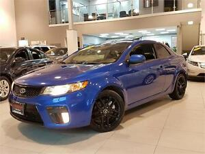 2013 Kia Forte Koup 2.4L SX LUXURY **LEATHER-ROOF-ONLY 60KM**