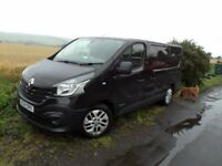 Renault trafic sportive swb immaculate condition £8995 (no vat)