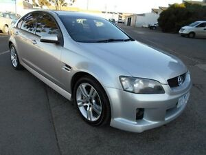 2007 Holden Commodore VE SV6 Silver 5 Speed Automatic Sedan Maidstone Maribyrnong Area Preview