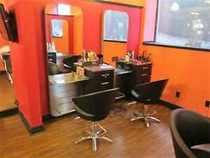 Fully Furnished Hair Salon for Lease at 3,050/MTH.! (60Q)