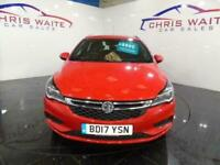 2017 Vauxhall Astra SRI S/S Auto Estate Petrol Automatic