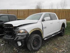 2014 Ram 1500 Sport **BRANDED SALVAGE**FULLY LOADED**