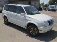 2002 Suzuki XL-7 JX/FULLY CERTIFIED&E-TESTED
