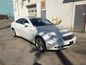 2006 Mercedes CLS500,Only77Kms,Brand New Winter tires,MINT!