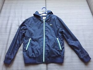Lacoste Spring-Summer-Fall Jacket - Size 8