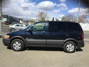 2004 Pontiac Montana this vehicle is sold