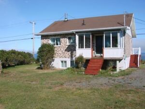 Maison (3 chambres) à vendre, Sainte-Anne-des-Monts