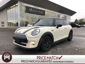 2015 MINI 3 Door Leather, Sunroof, Winter Tires/Rims