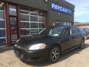 2011 Chevrolet Impala LS| APPLY FOR FINANCING AT PAYCANMOTORS.CA
