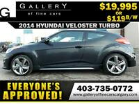 2014 Hyundai Veloster TURBO $119 BI-WEEKLY APPLY NOW DRIVE NOW
