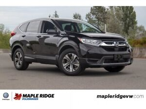 2017 Honda CR-V LX AWD, SUPER LOW KM, WELL EQUIPPED!