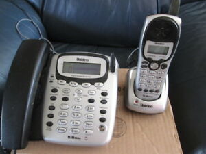 Two handsets home phone