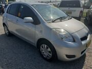 2010 TOYOTA YARIS YRS 5D HATCH, AUTO, VERY LOW KMS, BOOKS, REGO, SERVICED! Penrith Penrith Area Preview