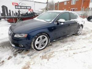 AUDI S4 PREMIUM 2010 ( NAVIGATION, BLUETOOTH )