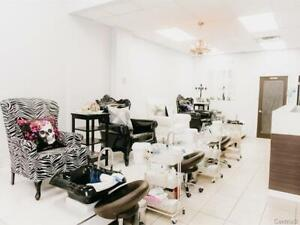 Great Beauty salon for Sale