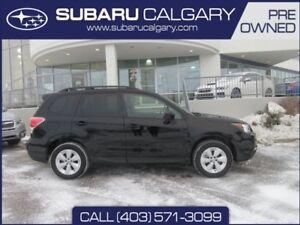 2017 Subaru Forester i Convenience l AWD l BACK UP CAM