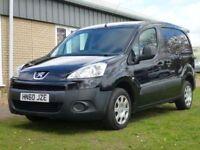 PEUGEOT PARTNER 1.6 HDI SE L1 850 1d 89 BHP £3995.00 Plus VAT (black) 2010