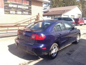 2006 Mazda Mazda3 GS****LOADED****ONLY 139KMS*****CHEAP ON FUEL London Ontario image 2