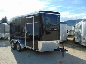 2017 Mirage 7X14 V-Nose Cargo / Toy Hauler w. X Hgt and Ramp