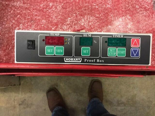 Hobart Proofer Control 00-281970