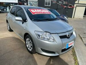 2009 Toyota Corolla ZRE152R Ascent Silver 4 Speed Automatic Hatchback Maidstone Maribyrnong Area Preview