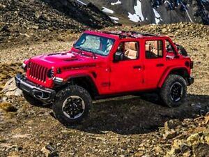 2019 Jeep Wrangler Unlimited New Car Rubicon 4x4|Dual Top|Navi|B