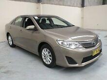 2013 Toyota Camry ASV50R Altise Magnetic Bronze 6 Speed Automatic Sedan Gateshead Lake Macquarie Area Preview