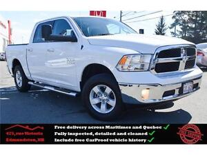 2014 Ram 1500 SLT, Tow Package, Box Liner, One Owner !!