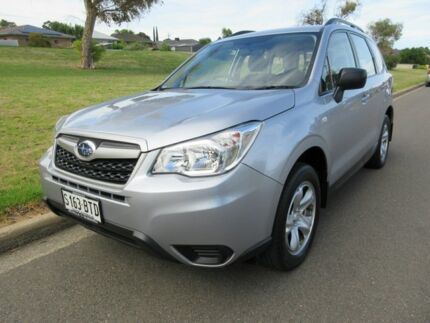 2013 Subaru Forester S4 MY13 2.5i Lineartronic AWD Silver 6 Speed Constant Variable Wagon Old Reynella Morphett Vale Area Preview