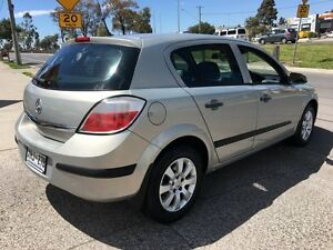 2005 Holden Astra AH MY06 CD Silver 5 Speed Manual Wagon Laverton Wyndham Area Preview