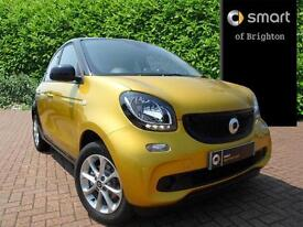 smart forfour PASSION (yellow) 2016-05-31