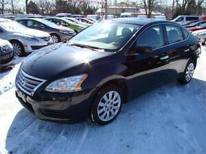 2015 Nissan Sentra 1.8S Loaded With Bluetooth