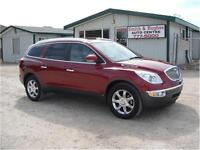 2009 Buick Enclave CXL AWD  DVD DUAL SUNROOFS