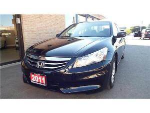 2011 Honda Accord Sedan SE AUTO CLEAN $10999