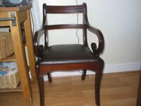 6 Dining Chairs Shabby Chic Upcycle Project