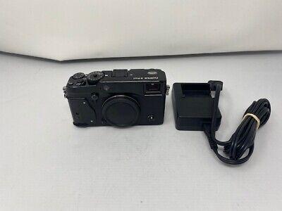 Fujifilm Fuji X-Pro1 XPRO 16.3MP Mirrorless Digital Camera Body! USPS 2-3 days!!