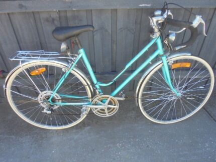 Vintage Ladies Bike - Greacross , 10speed ,