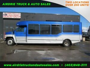 2008 Chevrolet CC5500 24 Passenger Bus with Diesel Duramax!!!!!