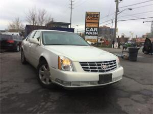 2006 Cadillac DTS, automatic, power group, **ONLY 163K** CERTIFY