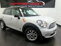 2012 MINI Countryman 1.6 Cooper D (Chili pack) ALL4 5dr