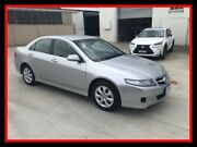 2006 Honda Accord Euro CL MY2006 Silver 5 Speed Automatic Sedan Fyshwick South Canberra Preview