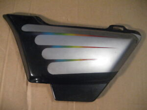 honda CB750 custom side cover. Fit 81-82 yrs or compatible.  Lef