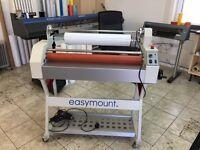 easy mount laminator